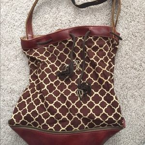 Handbags - Vintage hobo clutch/bag